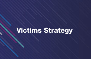 Victims Strategy victim