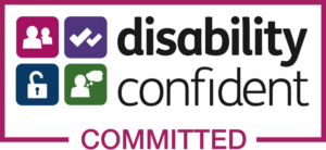 """""""Disability confident committed"""""""