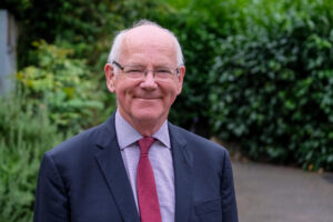 Headshot of Trustee David Munro