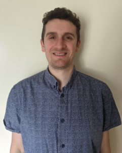 Headshot of Duncan Shallard-Brown